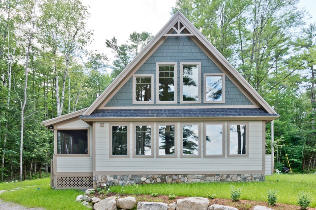 Highland Lake Bridgton Main Eco Homes
