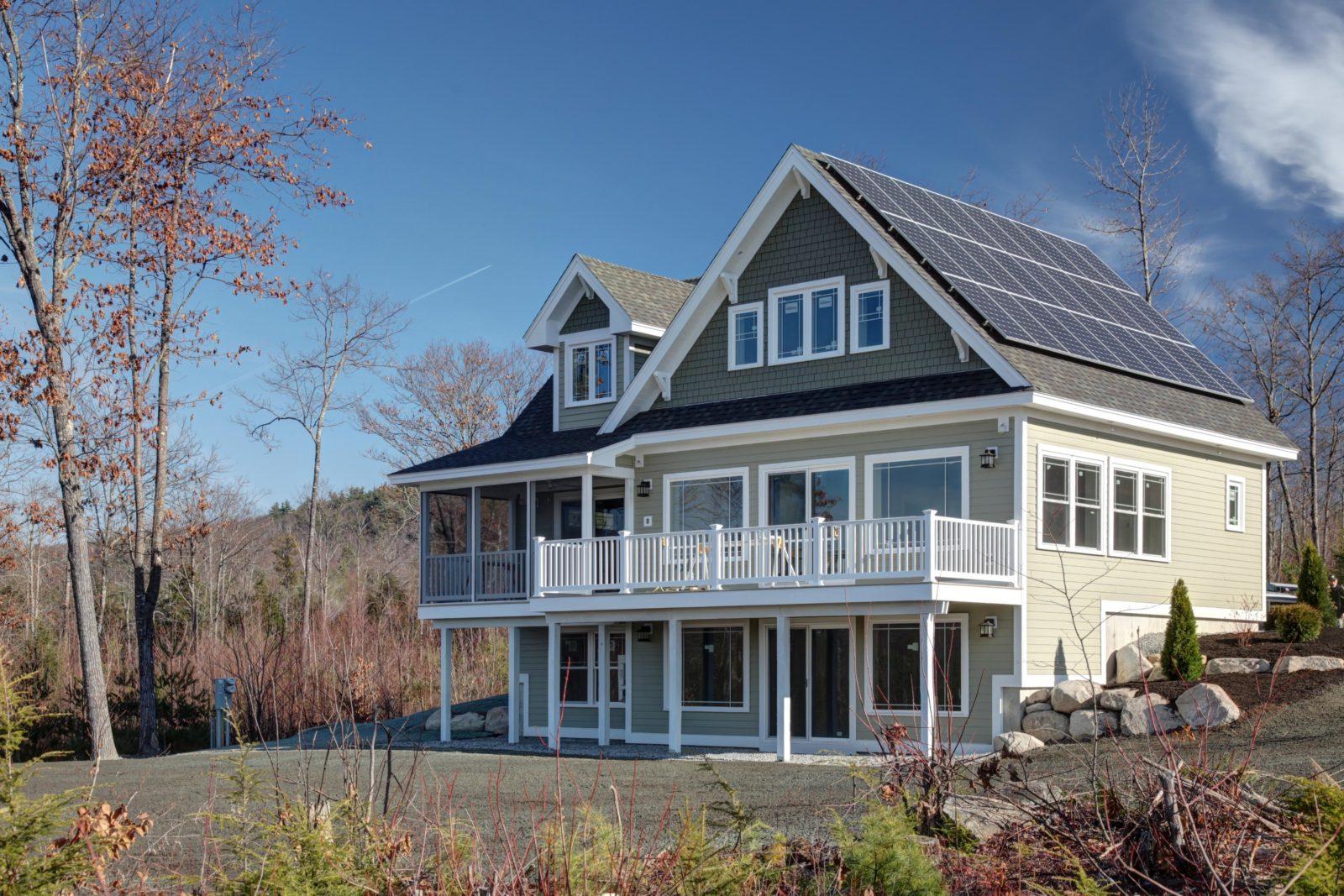 Net Zero Energy Sweden Main Eco Homes